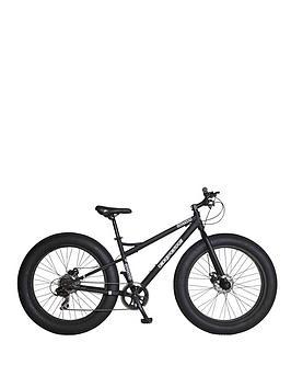 coyote-fat-tyre-unisexnbspmountain-bike-17-inch-frame