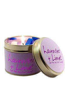 lily-flame-lavender-and-lime-tin-candle