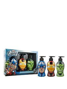 the-avengers-head-pumps-gift-set