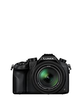 panasonic-lumix-dmc-fz1000eb-bridge-camera-4k-ultra-hd-201mp-16xnbspoptical-zoom-wi-fi-nfc-olednbspviewfinder-3-screen-and-4k-video-recordingnbspsave-pound20-with-voucher-code-lxk3t