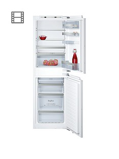 neff-ki7853d30g-60cmnbspbuilt-in-no-frost-fridge-freezer-with-freshsensenbsp--white