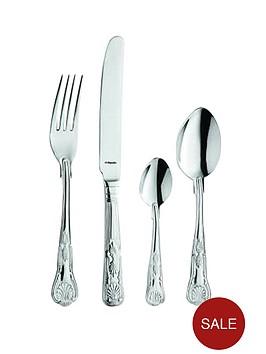 amefa-kings-vintage-16-piece-cutlery-set-stainless-steel
