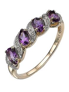 love-gem-9-carat-yellow-gold-amethyst-and-diamond-eternity-ring