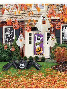 halloween outdoor decorating kit