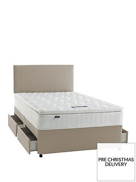 silentnight-miracoil-3-pippa-ultimate-pillowtop-divan-bed-with-storage-options