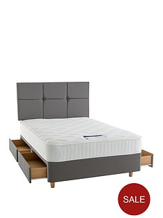silentnight-mirapocket-sophia-1000-memory-divan-bed-with-storage-options-includes-headboard