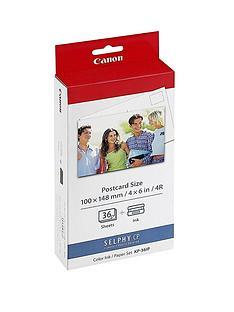 canon-kp-36ip-inkpaper-set-for-cp-series-printers-36x-4-x-6-inch-postcard-size