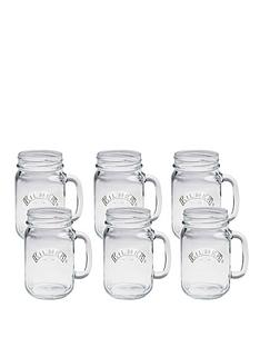 kilner-clear-glass-handled-jars-set-of-6