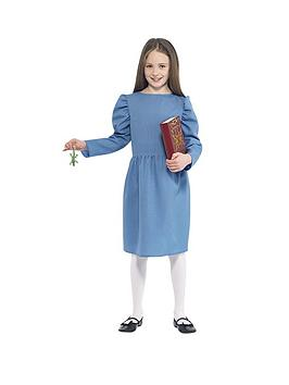 roald-dahlnbspmatilda--nbspchilds-costume