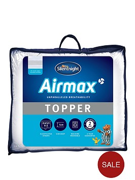 silentnight-airmax-dual-layer-5-cm-mattress-topper