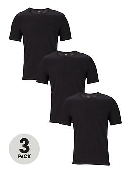 boss-bodywear-3-pack-core-lounge-t-shirts-black
