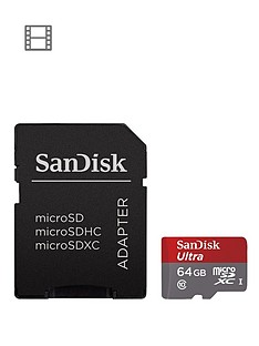 sandisk-64gb-ultra-android-micro-sdxc-memory-card-with-sd-adapter
