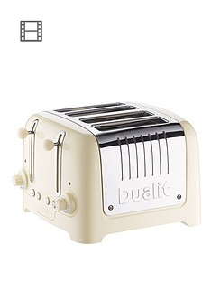 dualit-46202-lite-4-slice-toaster-cream-high-gloss