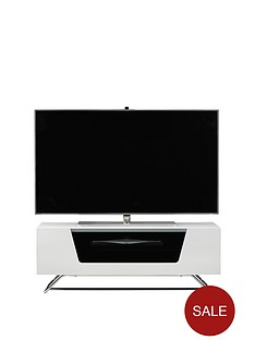 alphason-chromium-tv-stand-fits-up-to-46-inch-tv-whitenbsp