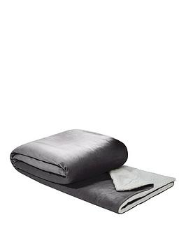sherpa-fleece-blanket-charcoal