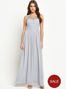 little-mistress-embellished-mesh-maxi-dress