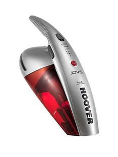 hoover-jovis-sj144wsr4-144-volt-wet-and-dry-handheld-vacuum-cleaner-redsilver
