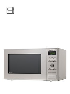 panasonic-nn-sd271sbpq-compact-microwave-with-inverter