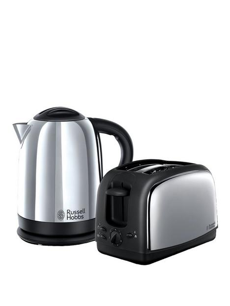 russell-hobbs-lincoln-stainless-steel-kettle-amp-toaster-twin-pack-21830