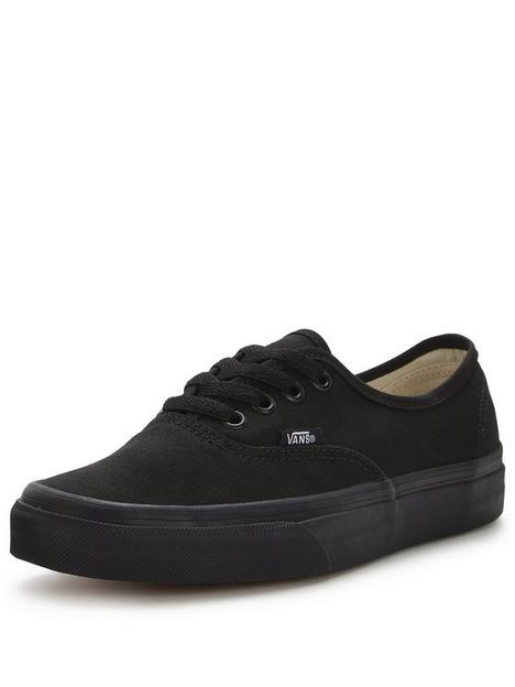 vans-authentic-black
