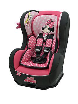 Disney Minnie Mouse Cosmo Sp Luxe Group 0 1 2 Car Seat