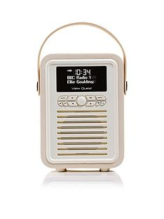 vq-retro-mini-radio-cream