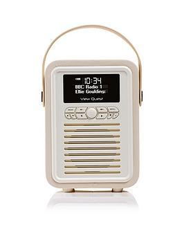 vq-retro-mini-radio-cream
