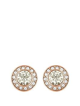 lola-and-grace-rose-gold-plated-pave-stud-earrings-made-with-swarovski-elements
