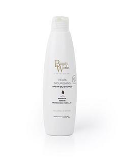 beauty-works-pearl-nourishing-sulphate-free-shampoo-250ml-amp-free-beautyworks-pearl-nourishing-mask-sachet-and-argan-serum