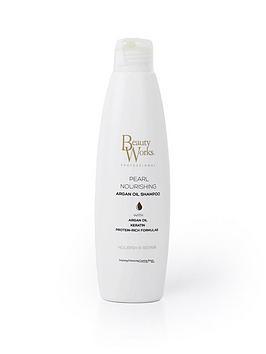 beauty-works-pearl-nourishing-shampoo-250ml-amp-free-beautyworks-pearl-nourishing-mask-sachet-and-argan-serum