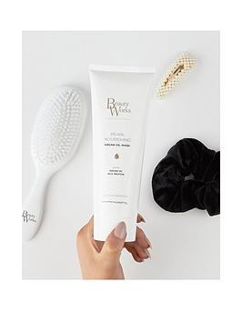 beauty-works-pearl-nourishing-mask-250ml-amp-free-beautyworks-pearl-nourishing-mask-sachet-and-argan-serum