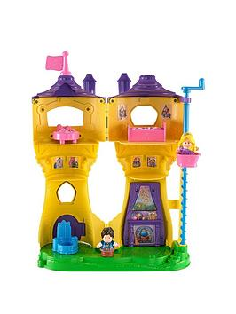 fisher-price-little-people-little-people-disney-princess-rapunzels-tower