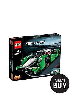 lego-technic-technic-24-hours-race-car-amp-free-lego-city-brickmaster