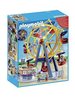 playmobil-ferris-wheel-with-lights