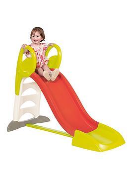 smoby-medium-garden-slide