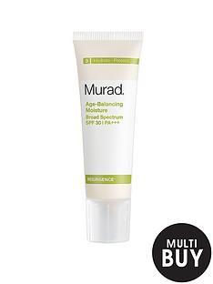 murad-free-gift-resurgence-age-balancing-moisture-broad-spectrum-spf-30-panbspamp-free-murad-favourites-set