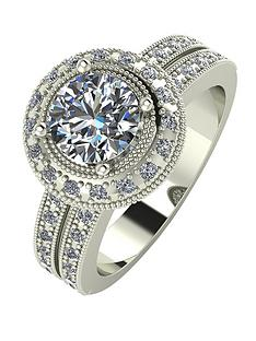 moissanite-9-carat-white-gold-15-carat-solitaire-ring-with-moissanite-set-halo-and-shoulders