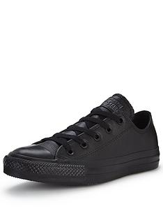 converse-chuck-taylor-all-star-leather-ox-plimsolls