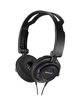 panasonic-rp-djs150e-k-on-ear-headphones