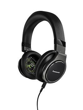 panasonic-rp-hd10e-k-high-resolution-on-ear-headphones
