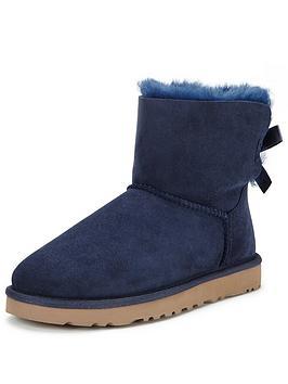 ugg-australia-mini-bailey-bow-boots