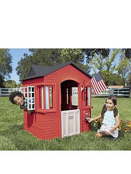 Little Tikes Cape Cottage Red Littlewoodsirelandie