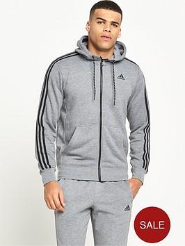 adidas-essentials-3s-full-zip-up-mensnbsphoodie