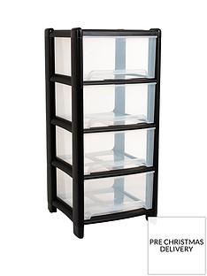 wham-4-drawer-black-storage-tower