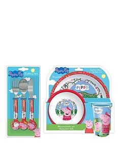 peppa-pig-dining-set
