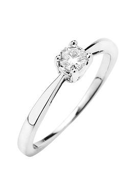 love-diamond-9ct-gold-25-point-diamond-solitaire-ring