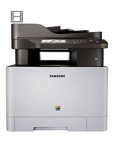 samsung-multi-function-xpress-c1860fw-colour-laser-4-in-1-printer-with-network-wireless-and-nfc-grey