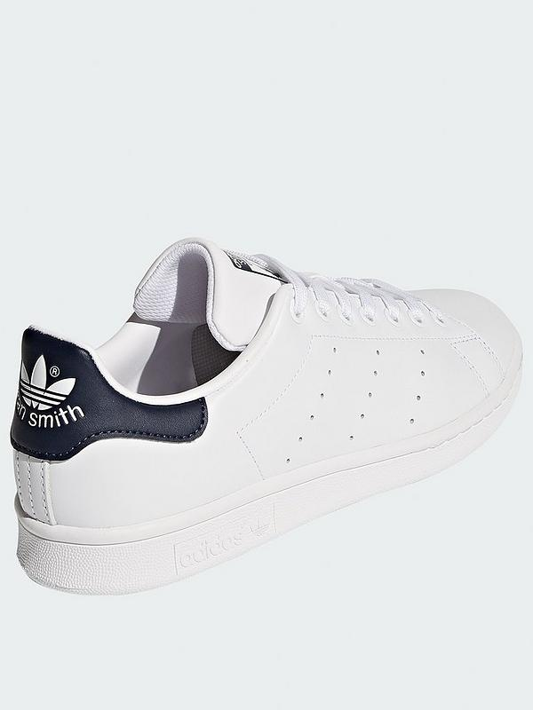 new product 3895f f9d25 Stan Smith Trainers - White/Navy