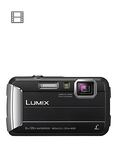 panasonic-dmc-ft30eb-k-lumix-tough-waterproof-compact-digital-camera-black