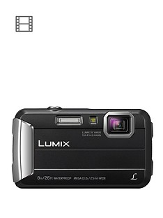 panasonic-dmc-ft30eb-k-tough-waterproof-compact-digital-camera-black